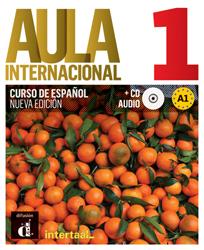 Omslag Aula internacional Nueva Edicion