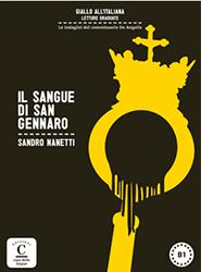 Omslag Giallo all'italiana - San Gennaro