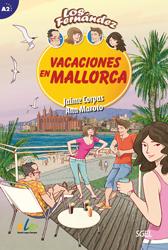 Omslag Los Fernandez - Vacaciones en Mallorca