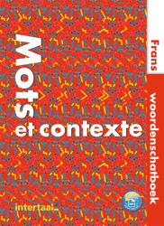 Omslag Mots et contexte woordenschatboek
