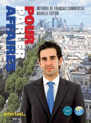 Omslag Pour Parler Affaires