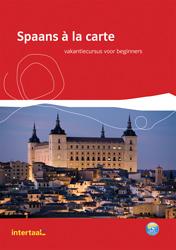 Omslag Spaans a la carte