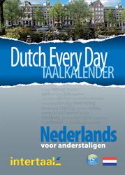 Omslag Taalkalender Nederlands