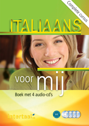 Omslag Voor mij Italiaans
