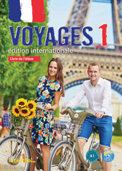 Omslag Voyages edition internationale