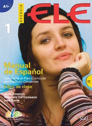 Omslag Agencia ELE