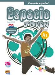 Cover Espacio joven Nederlandse editie