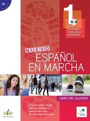 Omslag Espanol en marcha 1